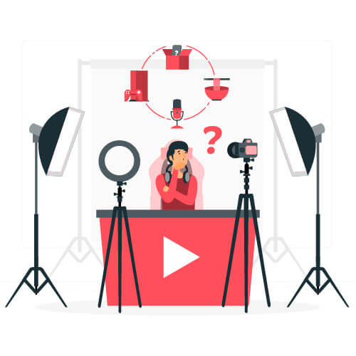 Video Content writing services