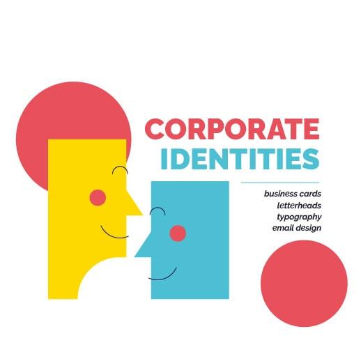 Corporate Identities Designing services