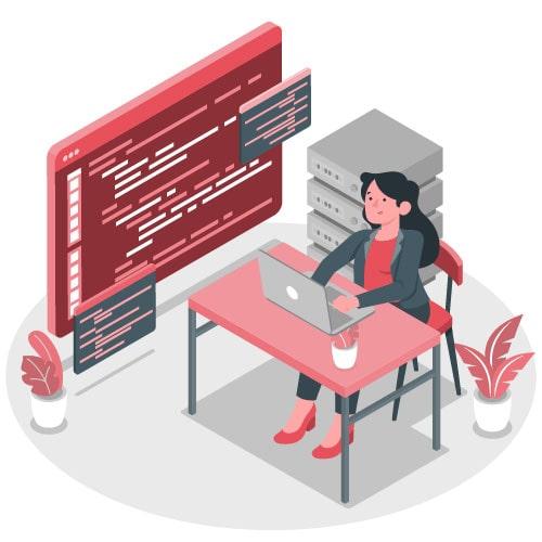 Corporate website development services