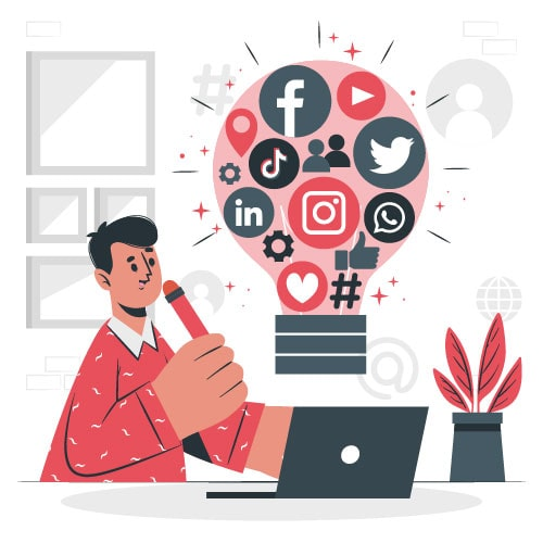 Social Media Creatives Services